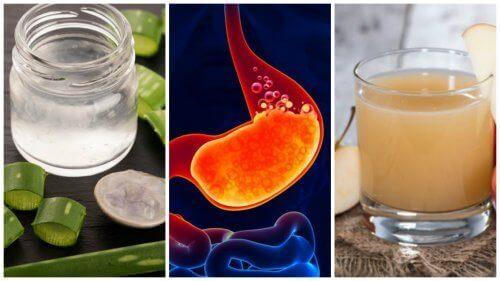 Lindre halsbrann med disse 5 naturlige behandlingene