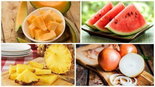 7 vanndrivende matvarer du kanskje vil legge til i kostholdet ditt