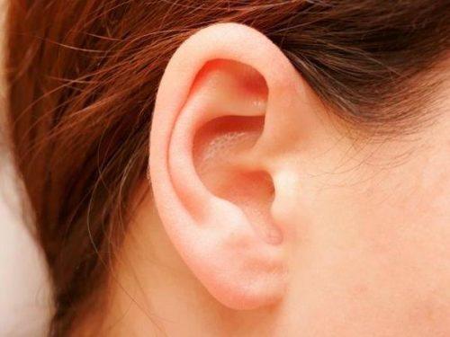ørene kan identifisere deg