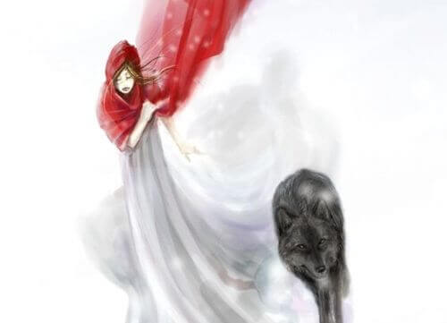 Da Lille Rødhette møtte sin frykt