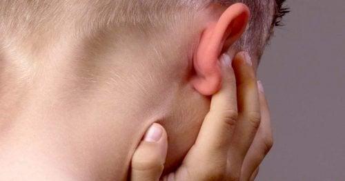 røde ører kan være tegn på nyresykdom