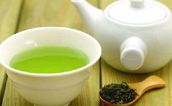 Når er det best å drikke grønn te?