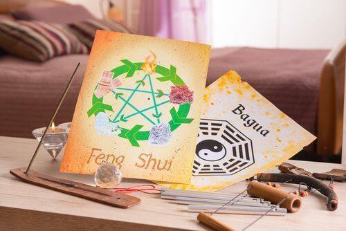 Feng Shui for å harmonisere hjemmet ditt