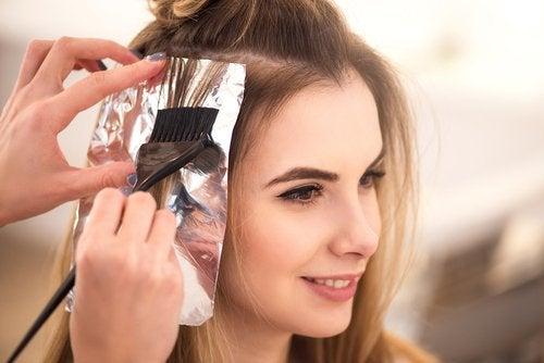 hårstriping