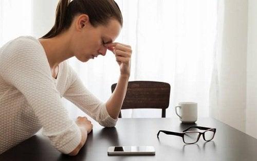 Stress er mer farlig for kvinner under 50 år