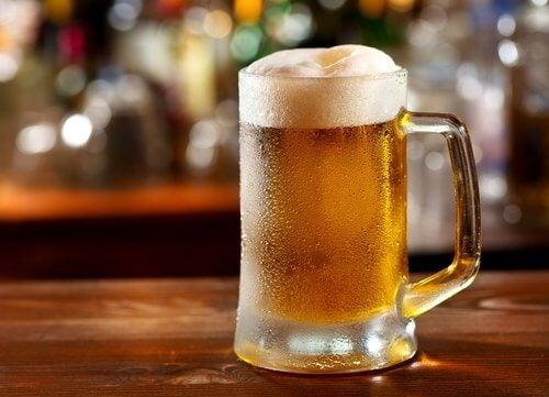 begrens alkoholinntaket