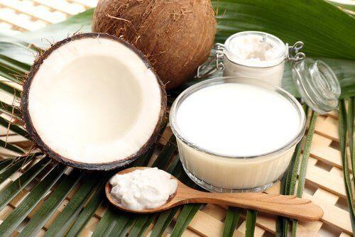 7 fantastiske fordeler med kokosolje
