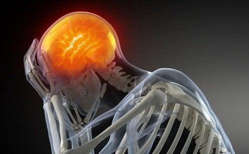 6 lite kjente effekter angst har på kroppen din