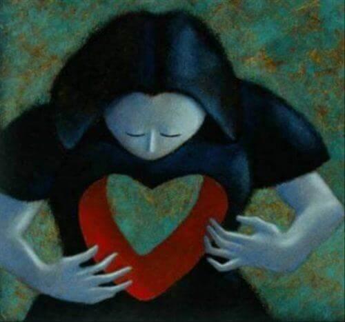Et hull i hjertet mitt: Jeg savner noe jeg ikke kan forklare
