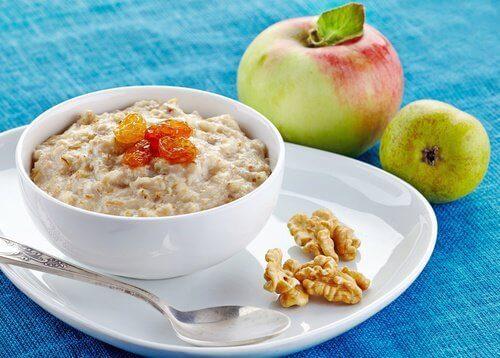 5 tilfredsstillende frokoster for de som vil ned i vekt