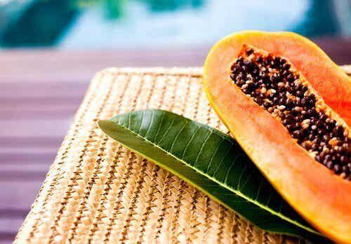 5 grunner til å spise papaya hvis du er diabetiker