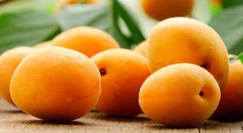 10 frukter med høyt innhold av kalium