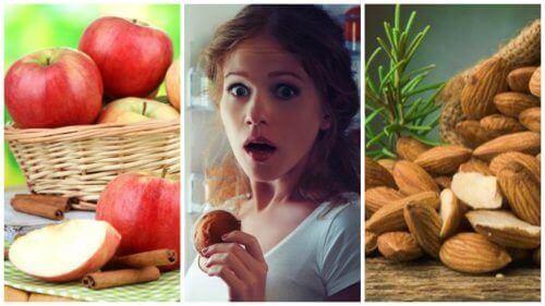 7 trygge matvarer når du føler deg engstelig over kostholdet ditt