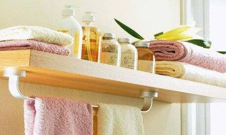 8 ting du aldri må ha på badet