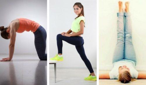 9 øvelser du kan gjøre på 9 minutter om morgenen for å komme i form