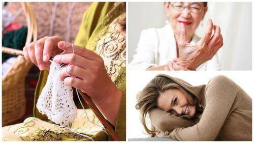 9 grunner til å begynne med strikking