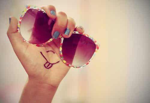 Jeg vil være glad igjen