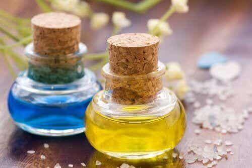 Redusere rynker med fantastiske eteriske oljer