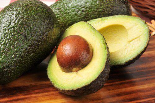 Tips til hvordan du oppbevarer avokadoer