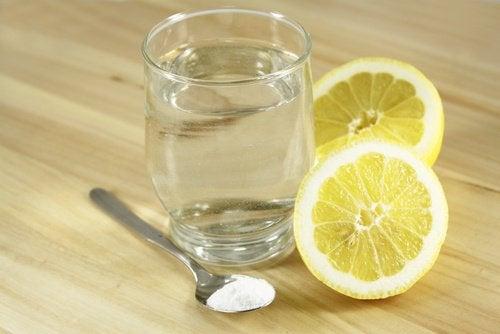 Salt og sitron