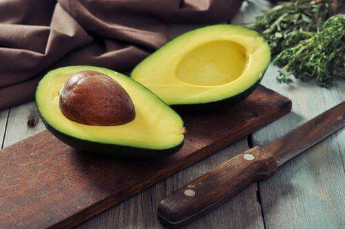 Spis avokado når du føler deg engstelig