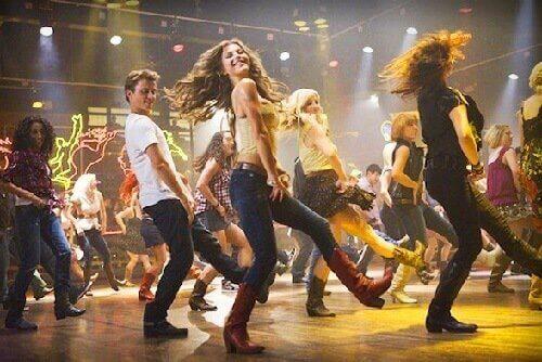 Oppdag gledene ved dans