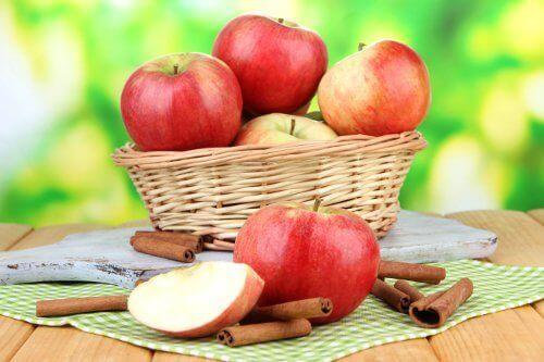 Spis epler når du føler deg engstelig