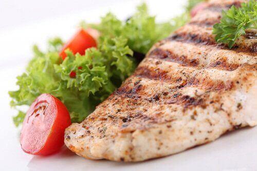 Spis fet fisk når du føler deg engstelig