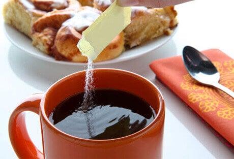 sotningsmidler i kaffe