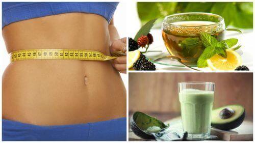 4 måter å drikke grønn te for vekttap