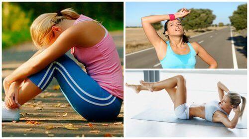 6 falske forestillinger om trening som vil hindre resultater