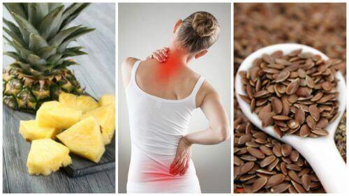 Reduser smerte og betennelse ved å inkludere disse 7 matvarene i kostholdet ditt