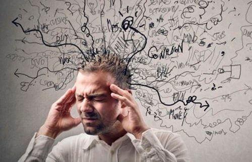 Grublende tanker genererer angst