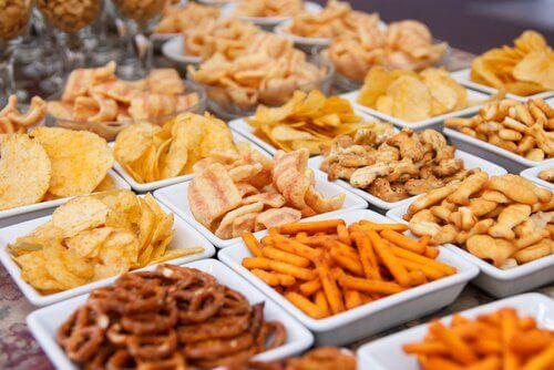 Fritert mat