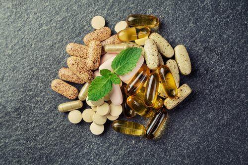7 kosttilskudd du kan ta hver dag for god helse