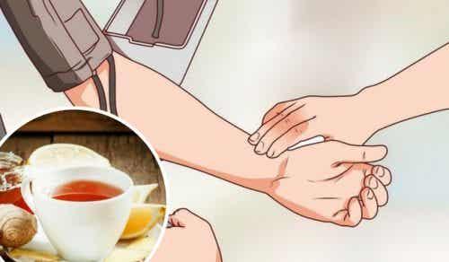 9 naturlige remedier for kronisk lavt blodtrykk