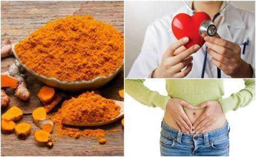 Fordelene med gurkemeie du vil vite om