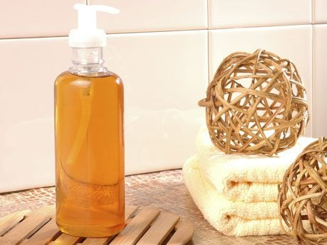 Antibakteriell såpe