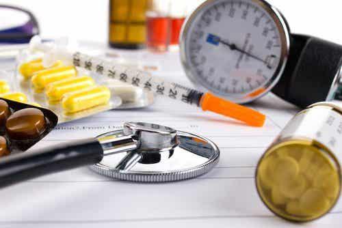 Diabetes og høyt blodtrykk: hva kan du spise?