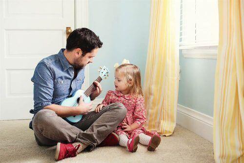 8 ting en far burde gjøre for å oppdra en sterk kvinne