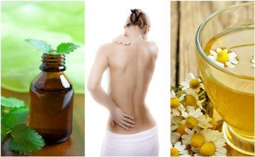 7 naturlige muskelavslappende behandlinger for muskelspenning