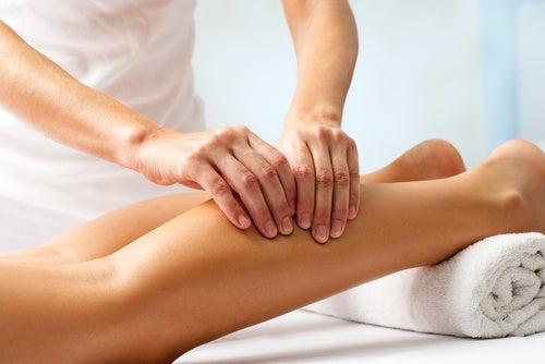 Massasje av ben