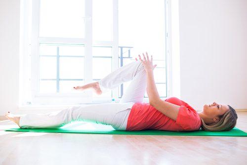 Øvelser for å lindre knesmerter