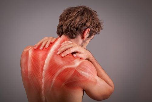 Kramper i ryggen
