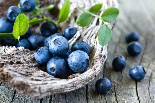 Blåbær for å bekjempe symptomene på urinveisinfeksjoner