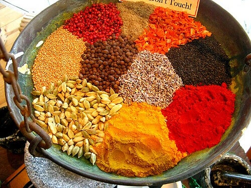 Øk stoffskiftet ditt - krydder