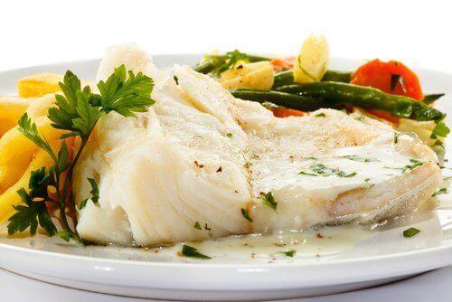 Fisk til middag
