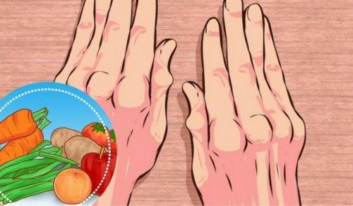5 enkle matvarer mot artritt - gjør dem til en del av frokosten!