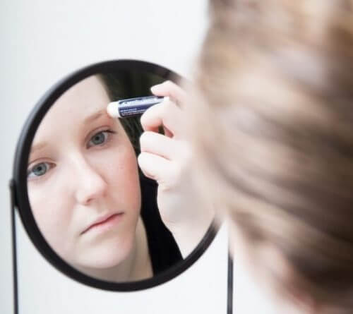 Leppebalsam for perfekte øyenbryn