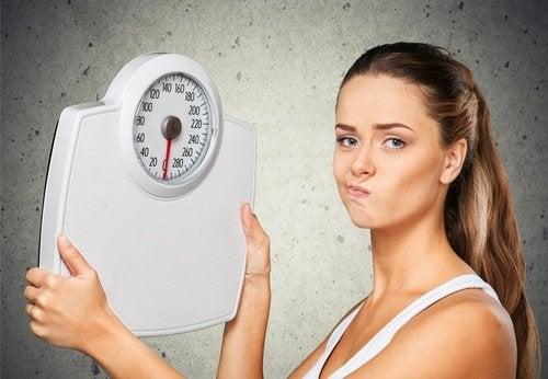 Du kan gå opp i vekt når du får for lite søvn